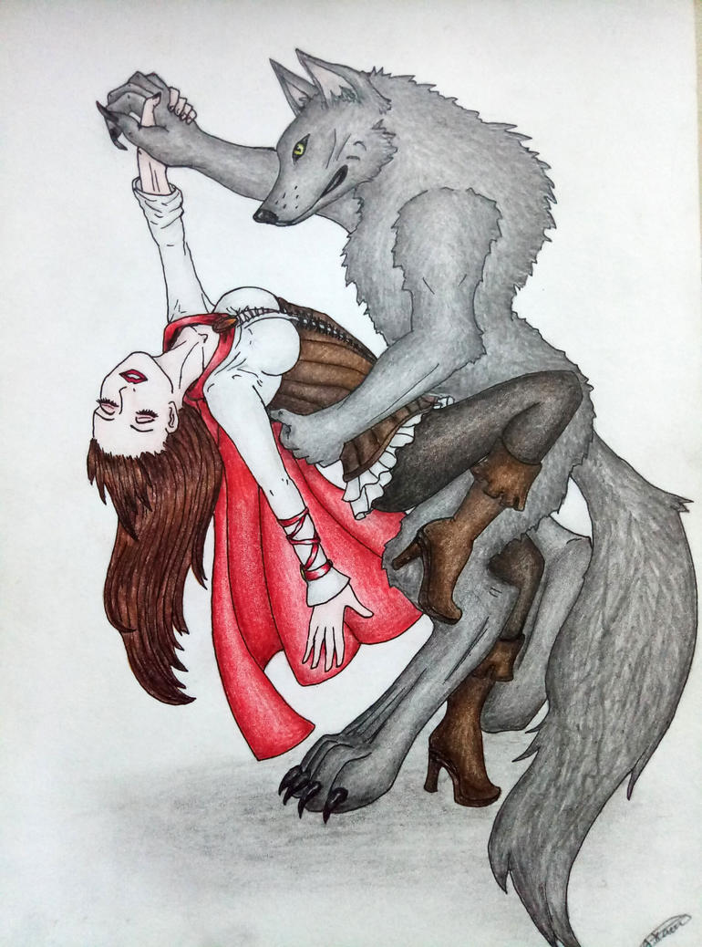 Red riding hood by WerwolfaA on DeviantArt