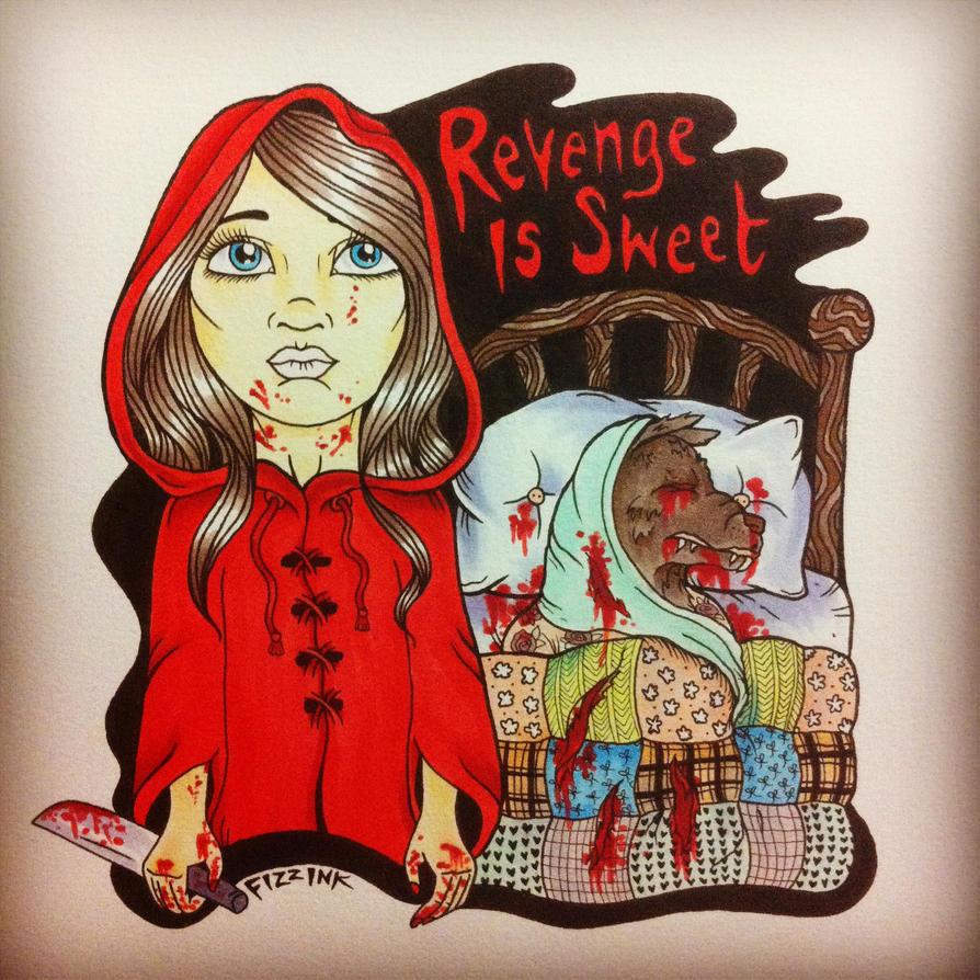 little red riding hood by fizzink on deviantart. Black Bedroom Furniture Sets. Home Design Ideas