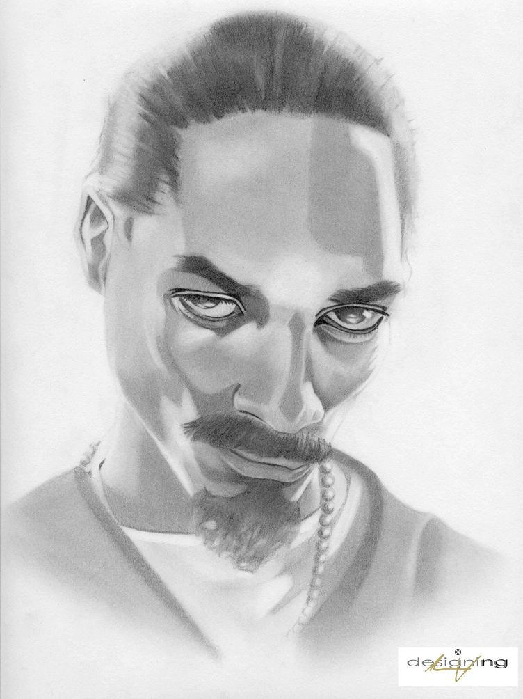 Snoop Dogg by nathanng