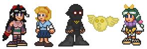 Ninja Nonsense Cast by penguintruth