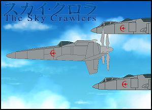 The Sky Crawlers Title Card