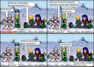 Penguin Chronicles Strip 002
