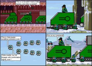 Penguin Chronicles Strip 006