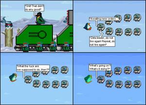 Penguin Chronicles Strip 008