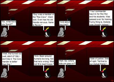 Penguin Chronicles Strip 125