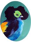 Dr. Funkenstein as a Bird