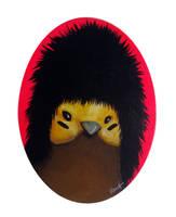 Motley Bird by TrampLamps