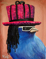 T-Pain Bird by TrampLamps