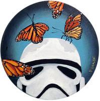 Stormtrooper Butterflies Series 8/9 by TrampLamps