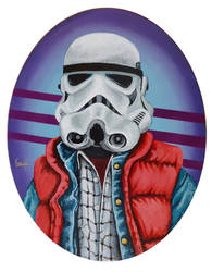 Marty McFly Stormtrooper