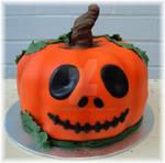 Pumpkin Cake by clvmoore