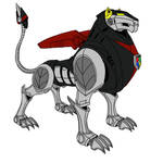 Voltron Force - Black Lion