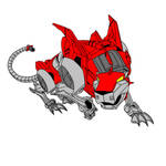 Voltron Force - Red Lion