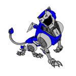 Voltron Force - Blue Lion