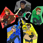Voltron Force - The Team