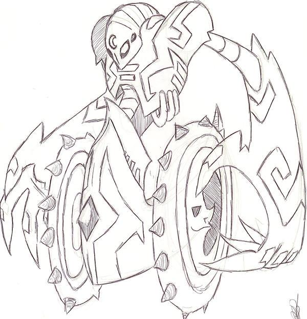 Aerugo's Persona by Aonon