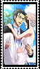 Rintaro Ending Stamp by FrameofReality