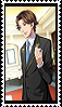 Mikumo Scene 1 Stamp by FrameofReality
