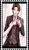 Mikumo Ending Stamp by FrameofReality