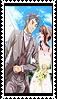 Takuma Ending Stamp by frameofreality