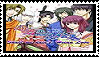 Shall We Date Heian Love Stamp 1 by FrameofReality