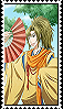Yui Scene 3 Stamp by FrameofReality