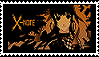 X-Note Stamp by FrameofReality