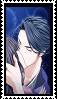 Hisame Scene 5 Stamp by FrameofReality