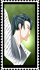 Hisame Normal End Stamp by FrameofReality
