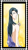Hisame Happiest End Stamp by FrameofReality