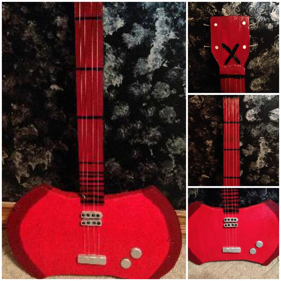 Marceline's Axe Bass v 1.0 by FrameofReality