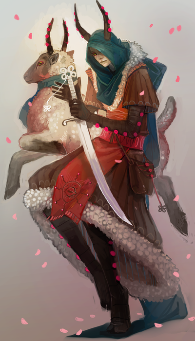 sheep nomad