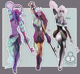 april duarda // adopt auction [over]