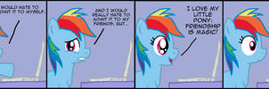 Rainbow Dash Realizes