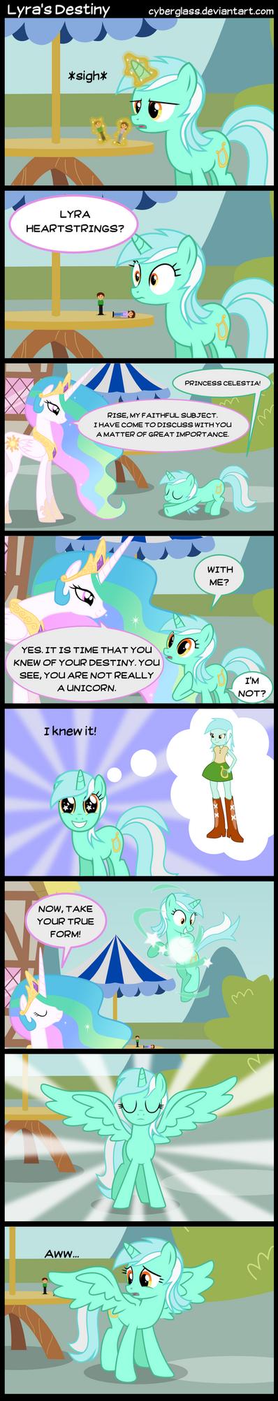 Lyra's Destiny by Cyberglass