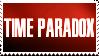 TIME PARADOX Stamp