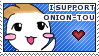 Onion Head Support Stamp by Leonidash15