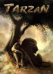 Tarzan Resting