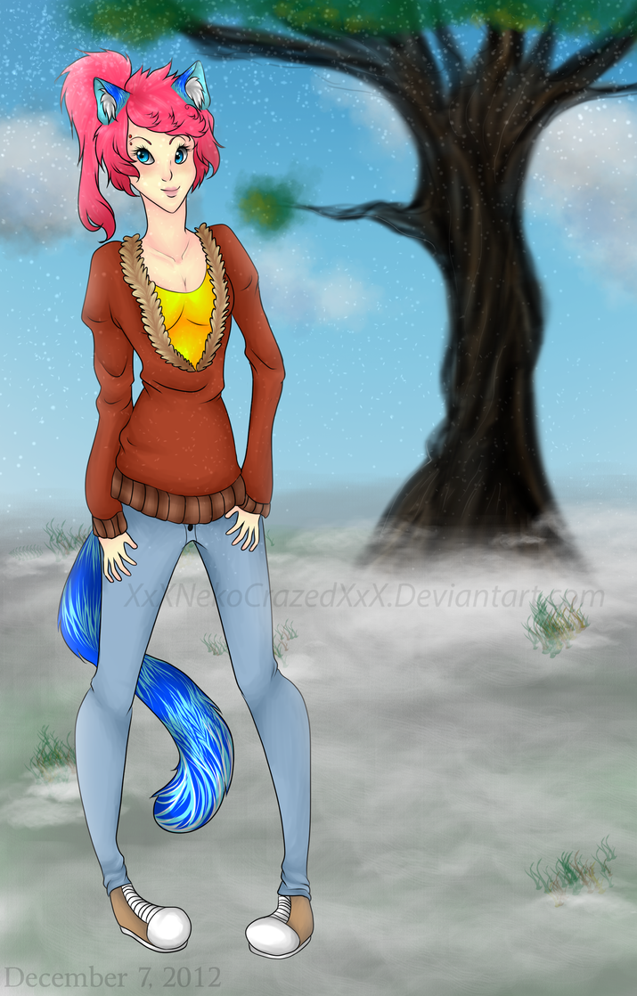 Kat Winter by XxXNekoCrazedXxX
