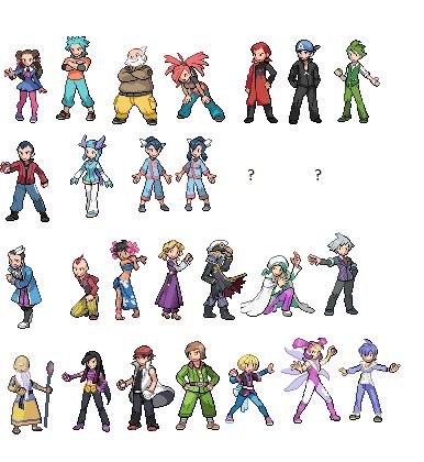 Pokemon Scarlet Hoenn Tournament By Xmachaku On Deviantart