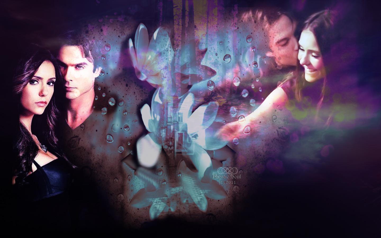 Damon and Elena- Vampi...