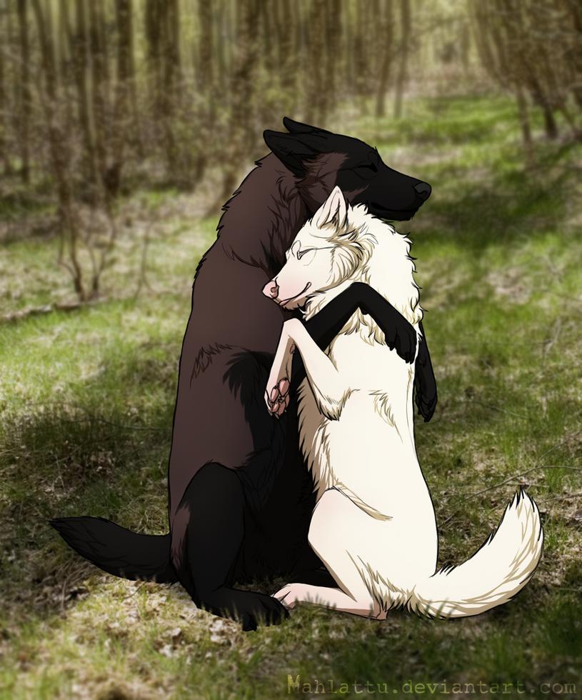 Bae Hugs by Mahlattu
