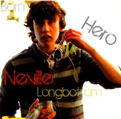 Neville Longbottom by JupiterVixen