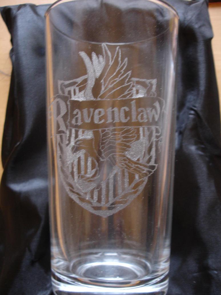 Ravenclaw Glass by gileda