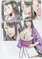 Maya's Channeling Sesion 3/3 (AP FTF Possession) by Faky3ah