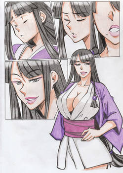 Maya's Channeling Sesion 3/3 (AP FTF Possession)