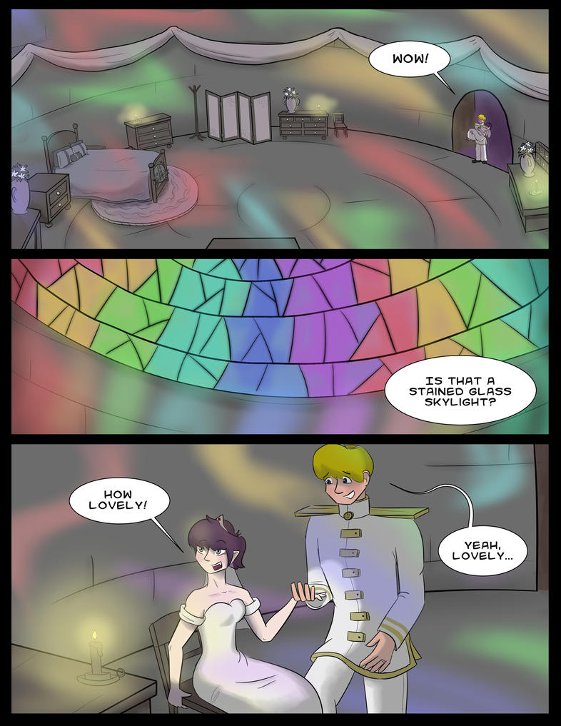 Everpresent - Doppelganger - Page 050 by livin4thelamb