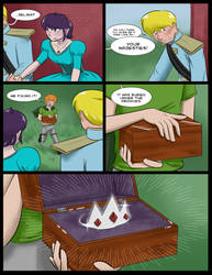 Everpresent - Doppelganger - Page 134 by livin4thelamb