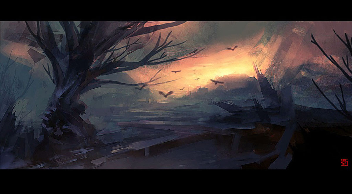 speed painting  3 by artbybin