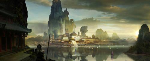 port by artbybin